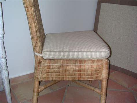 faire des galettes de chaises galette de chaise a nouer