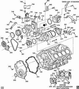 2006 Cadillac Dts Parts Diagram