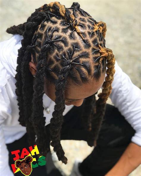 pin  elizabeth brown  dreadlock hairstyles