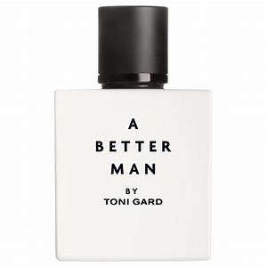 A better man toni gard cologne ein neues parfum fur for Katzennetz balkon mit toni gard a better man