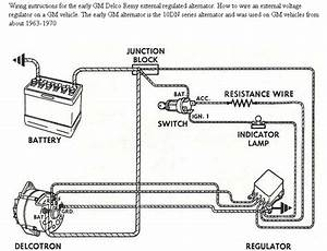 Picture Ford Alternator Wiring Diagram Internal Regulator