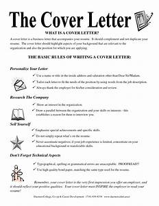 What does a cover letter look like october17 in for resume for Does every resume need a cover letter