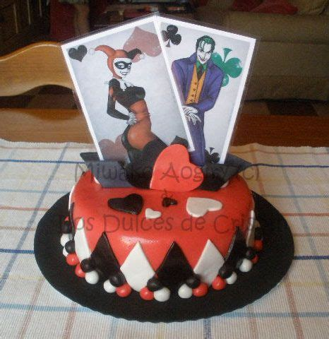 ideas  joker cake  pinterest superhero