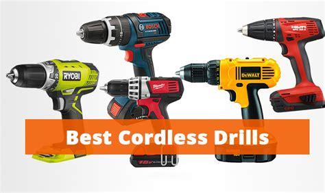 cordless drill drills zone