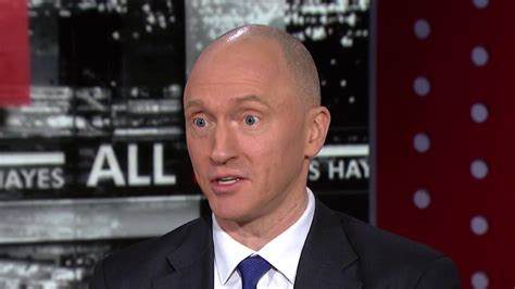 carter page returns