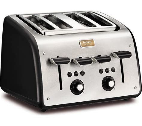 Buy 4 Slice Toaster buy tefal maison tt7708uk 4 slice toaster stainless