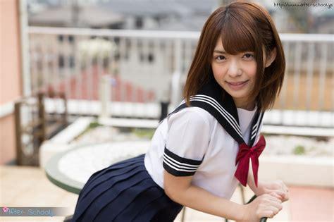 Japan Nude Schoolgirl Mari Rika