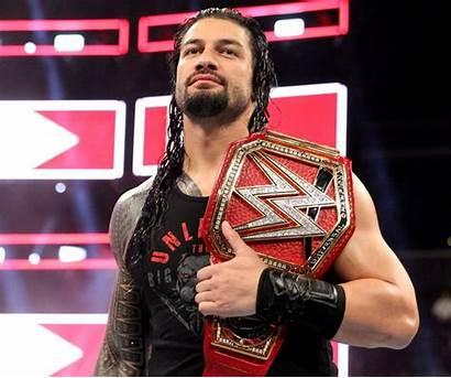 Reigns Roman Wwe Champion Universal 4k Ultra