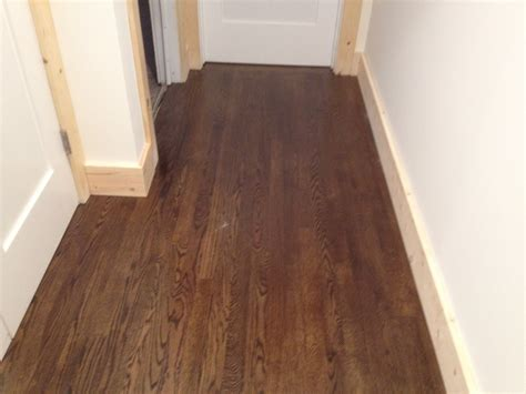 Unfinished Red Oak Hardwood Flooring Toronto