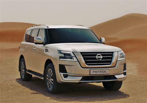 Maybe you would like to learn more about one of these? 2020 Nissan Patrol gets advanced Nissan Intelligent ...