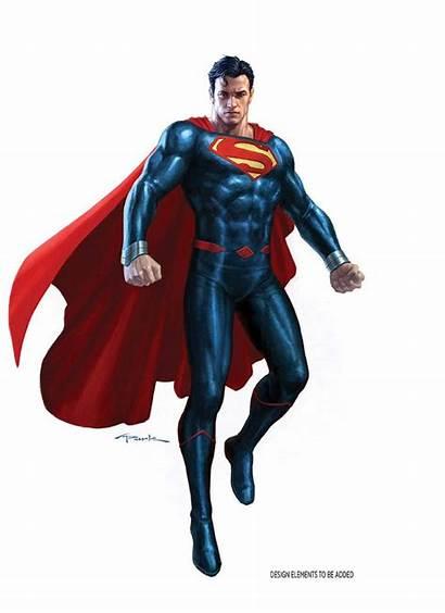 Superman Dc Tyler Costume Rebirth Comics Tv