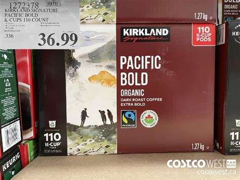 As for the pacific bold coffee, it isn't the best i've had, but it really isn't bad. Costco Winter Aisle 2020 Superpost! Kitchen, Small ...