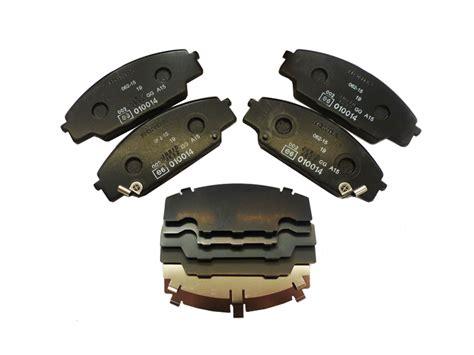 genuine honda civic type  fn front brake pads