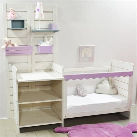 table a langer lit bebe compo lit b 233 b 233 table 224 langer et rangements ma chambramoi