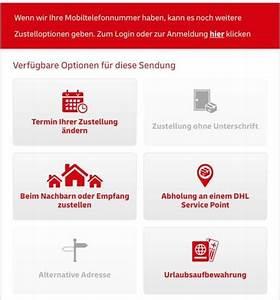 Dhl Paket Service : dhl paket im servicepoint abholen post versand ~ Watch28wear.com Haus und Dekorationen