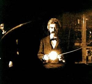 A Mark Twain/Nikola Tesla TV Series Could Work