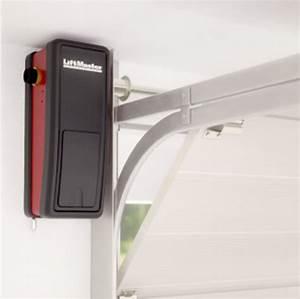 Motorisation pour porte de garage sectionnelle lm3800tx for Motorisation pour porte de garage sectionnelle