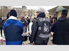 Crazy Indians Brotherhood gives back during holidays CTV