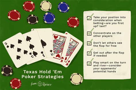 easy ways  improve  texas hold em poker