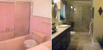 bathroom remodel ideas before and after bathroom makeover before and after slideshow today 39 s homeowner