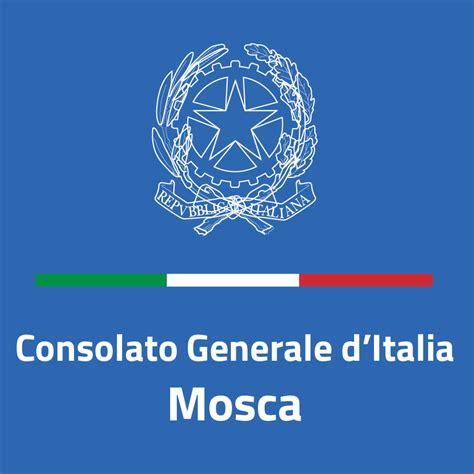Consolato D Italia A Mosca by Consolato Generale D Italia A Mosca