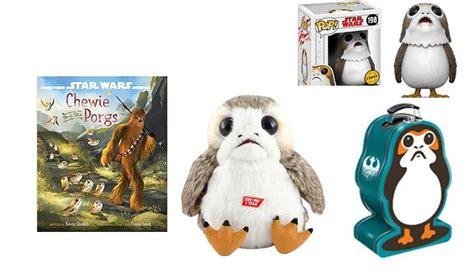 porg toys merchandise  ridiculously cute list