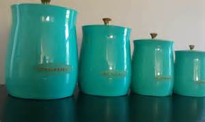 vintage kitchen canister sets etsy your place to buy and sell all things handmade vintage and supplies