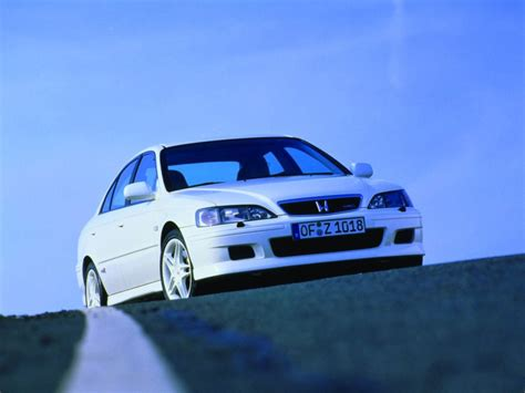 Why The Honda Accord Type-r Is A 90s Hero