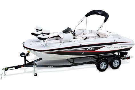 Tahoe 195 Deck Boat Trolling Motor tahoe boats ski fish boats 2016 400 tf sterndrive