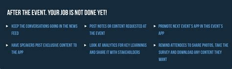 cheatsheet 3 month event app marketing plan yapp blog