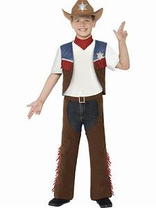 child texan cowboy costume 24666 fancy dress ball With chemise a carreaux enfant