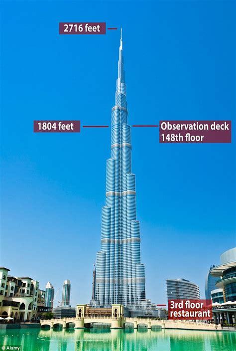 Burj Khalifa Top Floor Owner by Heartbroken Leaps To From The Burj Khalifa