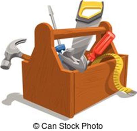 Werkzeugkasten Clipart Und Stock Illustrationen 6818