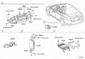 2010 Toyota Prius Usb Interface Kit  Usb Ecu  Interface