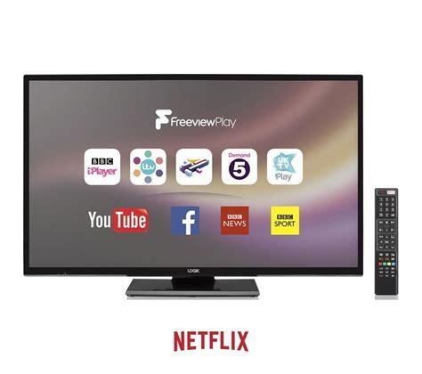 """Buy LOGIK L32SHE17 32"""" Smart LED TV   L2HDINT15 2 m HDMI"""