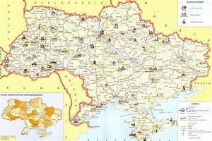 Maps of Ukraine