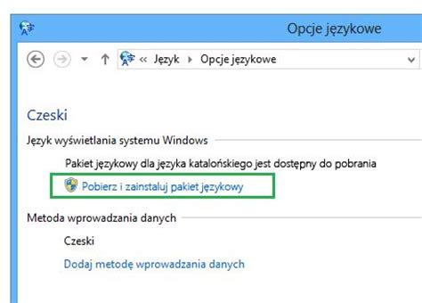 jak zmienić język w windows 8 mediatester pl