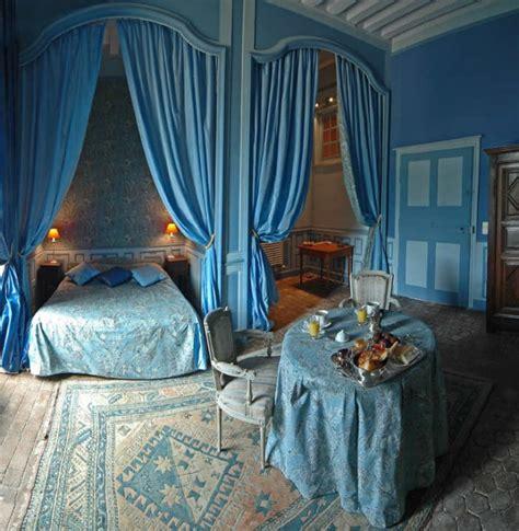 chambre hote chateau nuit romantique chateau week end amoureux insolite