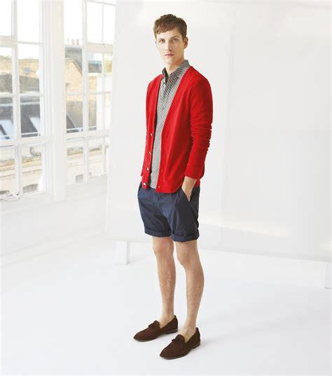 Light Jackets For Spring by Reiss Spring Summer 2013 Menswear Lookbook Samuel Jing