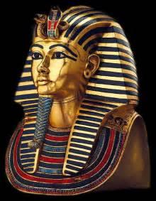 Egyptian Pharaoh Tutankhamun Mask