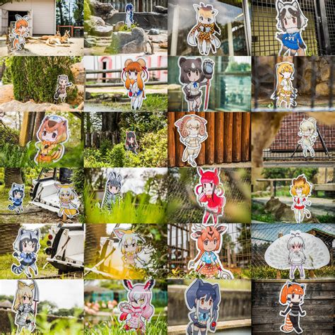 japan anime zoo kemono friends literally saving japanese zoos anime