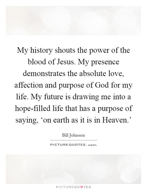 bill johnson quotes sayings 48 quotations