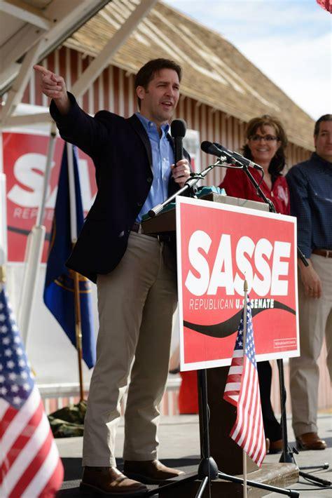 Meet Ben Sasse, Republican Captain of the Anti-Trump
