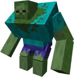 Minecraft Mutant Zombie
