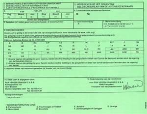 Carte Verte Assurance : cons quence de la crise inqui tant quand m me voitures en d faut d assurance lors du ~ Gottalentnigeria.com Avis de Voitures