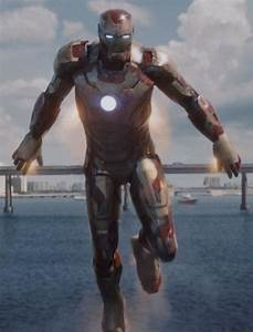 Image - Iron Man Armor MK XLII (Earth-199999) from Iron ...