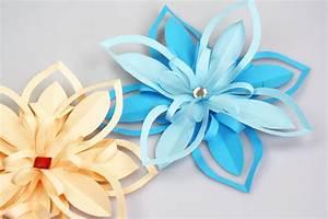 Blüten Aus Papier : papier blumen ~ Eleganceandgraceweddings.com Haus und Dekorationen