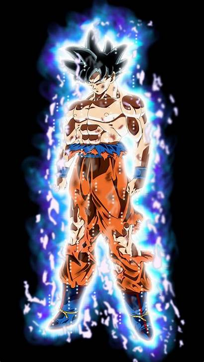 Goku Instinct Ultra Wallpapers Dragonball Para Amoled
