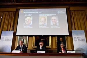 Nobel Prize In Physics Awarded To LIGO Scientists For ...