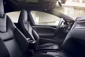 2020 Tesla Supercar interior